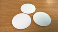 30mm PVC Disc Tag (Mifare 1k/S50)